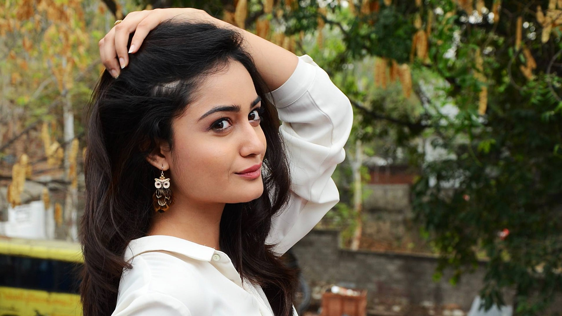 Beautiful Tridha Choudhury Wallpaper 02192
