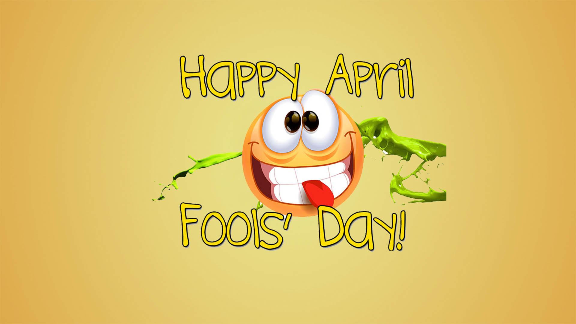 April Fools Day Desktop Widescreen Wallpaper 30014