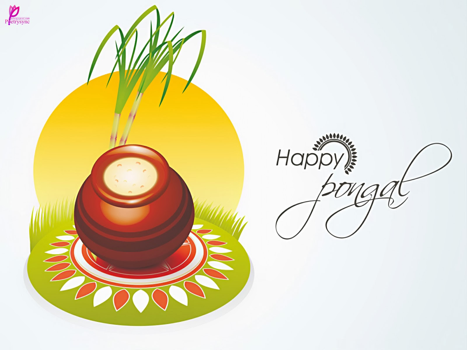 Pongal Background Wallpaper 12310