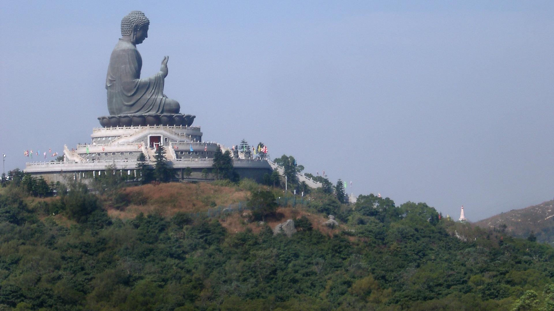 Tian Tan Buddha On Lantau Island Hong Kong Best Wallpaper 27424
